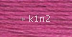 3607 Vintage Pink Satin Floss
