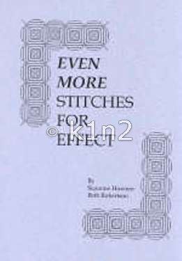 EVEN MORE STITCHES FOR EFFECT  by Howren & Robertson-EMSFE