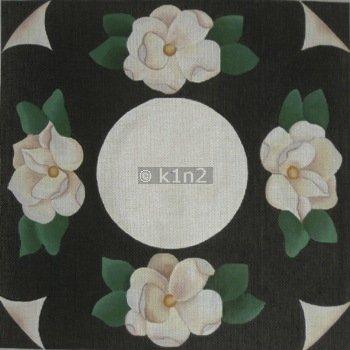 ETCC381-White Flowers by Elizabeth Turner