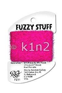 FZ11 Fuchsia Fuzzy Stuff by Rainbow Gallery-FZ11