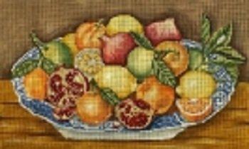 GEP231 Oranges, Lemons & Pomegranates by Gayla Elliott