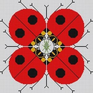 MCCHL137 LAST APHID by Charley Harper