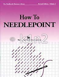HOW TO NEEDLEPOINT  by TNNA-HowToNP