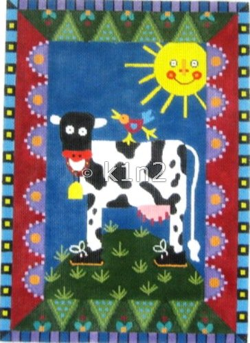 JB511e-COW WITH SNEAKERS by JB