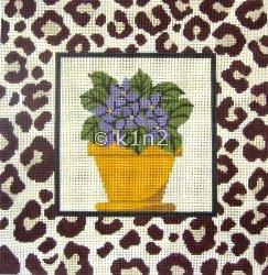JC236 Violets by J Child
