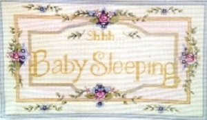 RDJG151-BABY SLEEPING BY JANICE GAYNOR