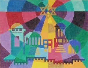 JT050-PRISM CITY TALLIS by Tonya