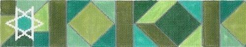 JT077C CORNER GREEN ATARAH by Tonya