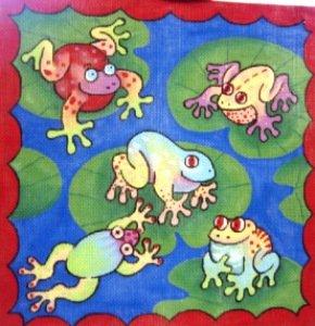 Frogs by Judi & Co.-JULF114