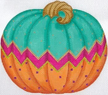 KDSST256 FUNKY PUNKIN STRAND-UP #1 by Kate Dickerson
