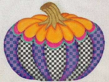 KDSST258 FUNKY PUNKIN STAND-UP #3 by Kate Dickerson
