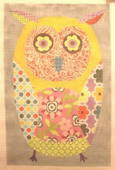KH299-LARGE OWL by Kirk and Hamilton