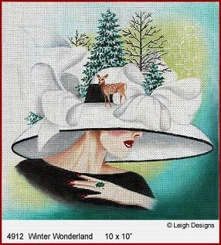 L4912 Winter Wonderland Fascinations by Leigh Designs