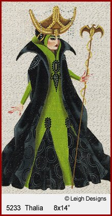 L5233-THALIA WITCHY WOMEN by Leigh Designs