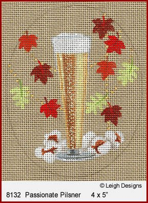 L8132 PASSIONATE PILSNER OKTOBERFEST BEER by Leigh Designs
