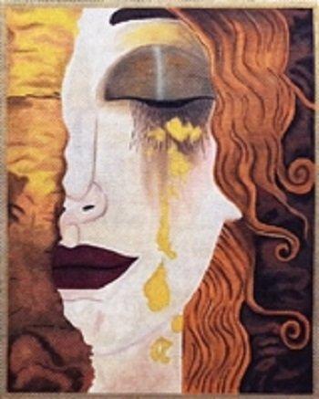 LANI GOLDEN TEARS by Lani LE1122