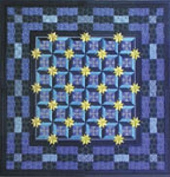 LC5173-18 STARRY NIGHT by Lois Caron