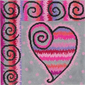 BEATING HEART by Machelle Somerville MAS072