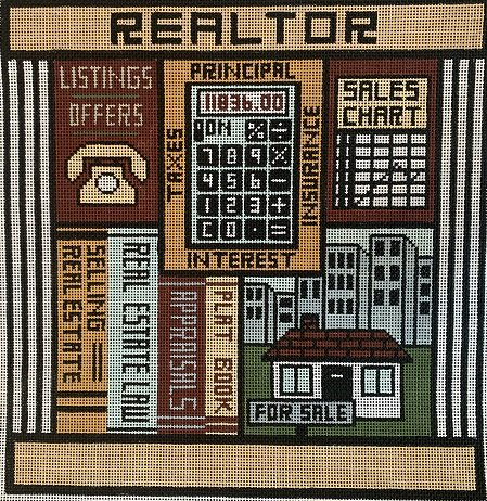 MN94R Realtor by MAGIC NEEDLE