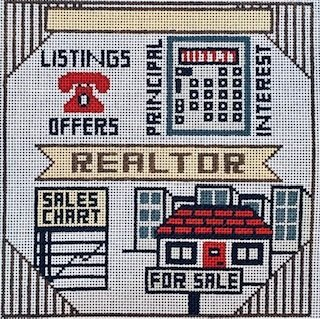 MN95 Small Realtor by MAGIC NEEDLE