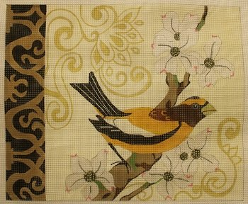 MPB314 SPRING BIRD BY MELISSA PRINCE