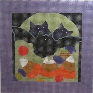 MPH219 HALLOWEEN BATS by Melissa Prince