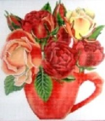 MS1308B Roses by Melissa Shirley Designs