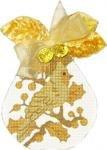MS1396G Blossom Scroll Pear by Melissa Shirley Designs