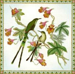 MS1492PP HUMMINGBIRDS by Melissa Shirley Designs