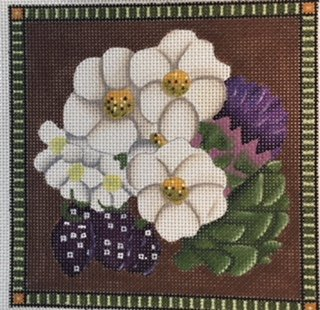 DOGWOOD by Melissa Shirley Designs STITCH GUIDE MS1644Asg