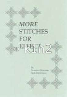 MORE STITCHES FOR EFFECT  by Howren & Robertson-MSFE