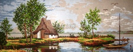 MTAPEX1611-Cottage  by the Lake