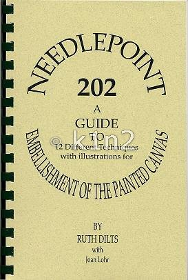Needlepoint 202 by Ruth Dilts-NP202