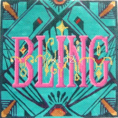 NPBBD245 BLING by Needlepoint of Back Bay