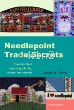 NEEDLEPOINT TRADE SECRETS by Janet Perry-NPTradeSec