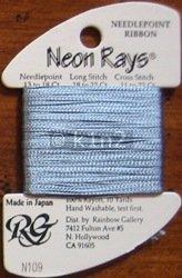 N109 Pewter Neon Rays by Rainbow Gallery-NR109