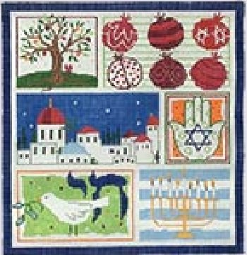 PIP P-SI-011 JUDAICA SIX by Pippin Studios