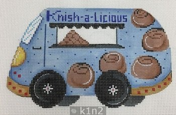 PM21062 KNISH-A-LICIOUS TRUCK by Patti Mann