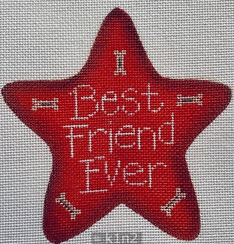 PM22103 Best Friend Ever Star by Patti Mann