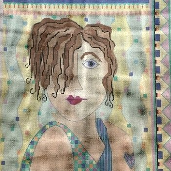 STARE by Penny McLeod STITCH GUIDE PMcL531sg