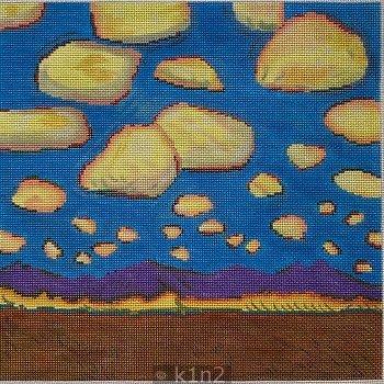 PM5630 DESERT LANDSCAPE by Patti Mann