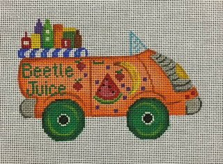 BEETLEJUICE TRUCK by Patti Mann STITCH GUIDE - PMBeetlejuicesg