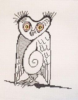 QSAB05 EINSTEIN'S OWL by Alex Beard