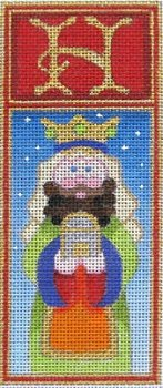 CHRISTMAS H KING by Ray Crawford STITCH GUIDE-RCHO267sg
