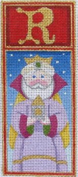 CHRISTMAS R KING  by Ray Crawford STITCH GUIDE-RCHO268sg