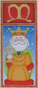 CHRISTMAS M KING by Ray Crawford STITCH GUIDE RCHO272sg