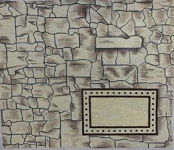 RISHLL107 PUZZLE WALL TALLIS by RISHFELD DESIGNS