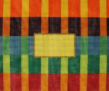 Block Geometric Tallis Bag by Rishfeld-RISHLL101