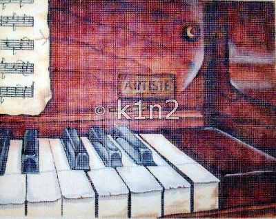 RN097M-PIANO by Robbyn's Nest Designs