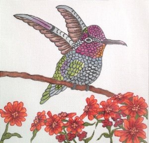 RN716-HUMMINGBIRD by Robbyn's Nest Designs